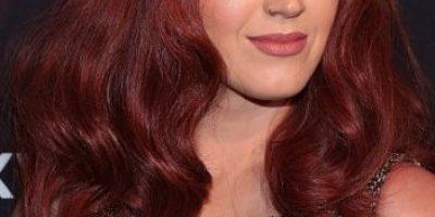 Katy Perry estrena nuevo tono de cabello y luce increíble