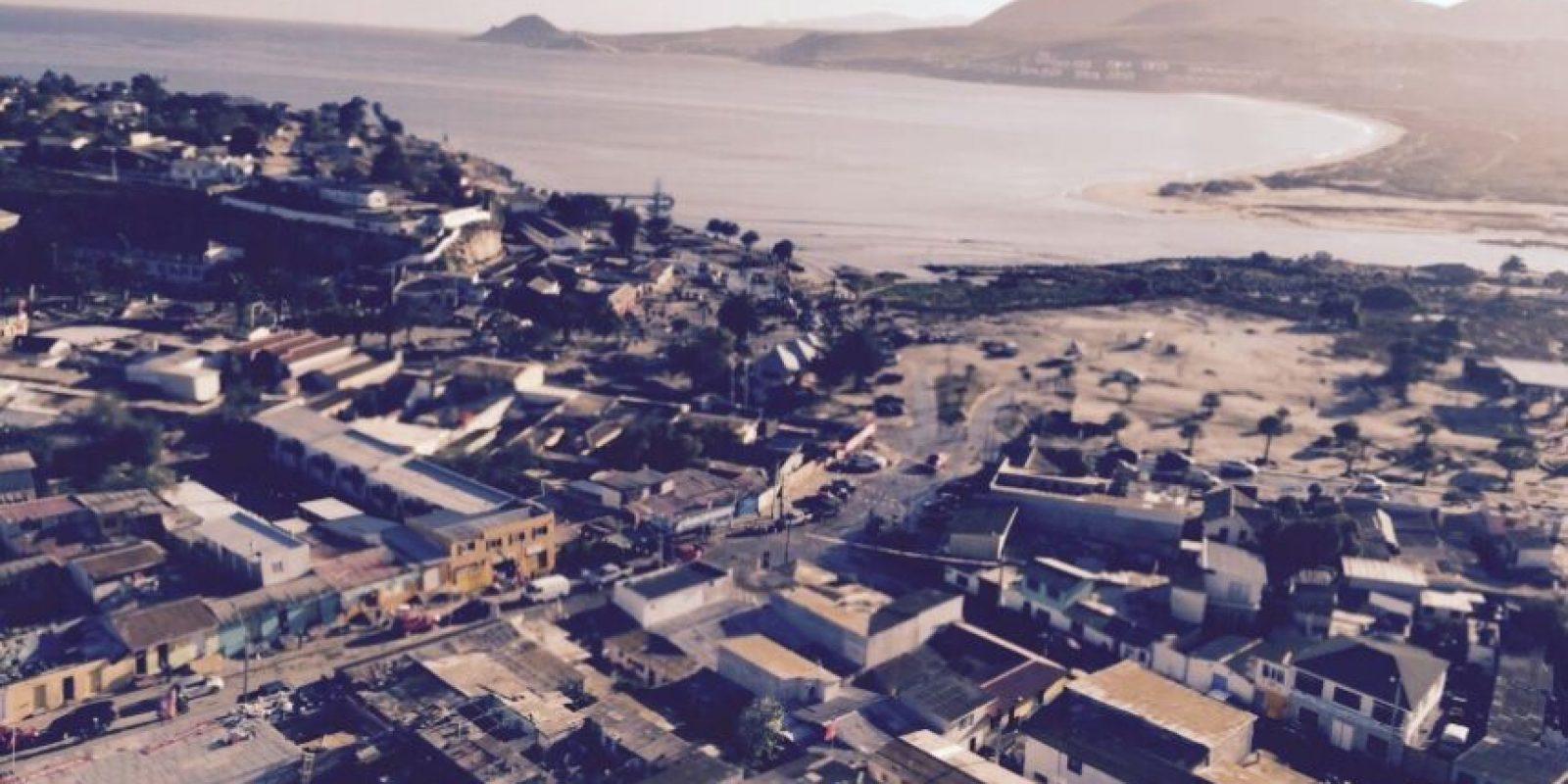 Foto:Fuerza Aérea de Chile