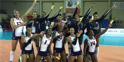 RD aplasta a Bulgaria en el Mundial de Voleibol Femenino Sub-20
