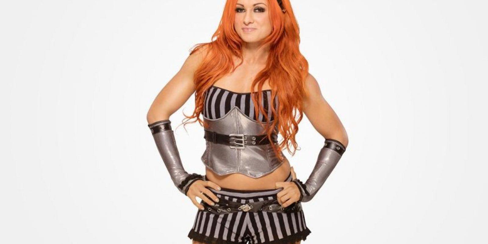 Becky Lynch. Foto:WWE