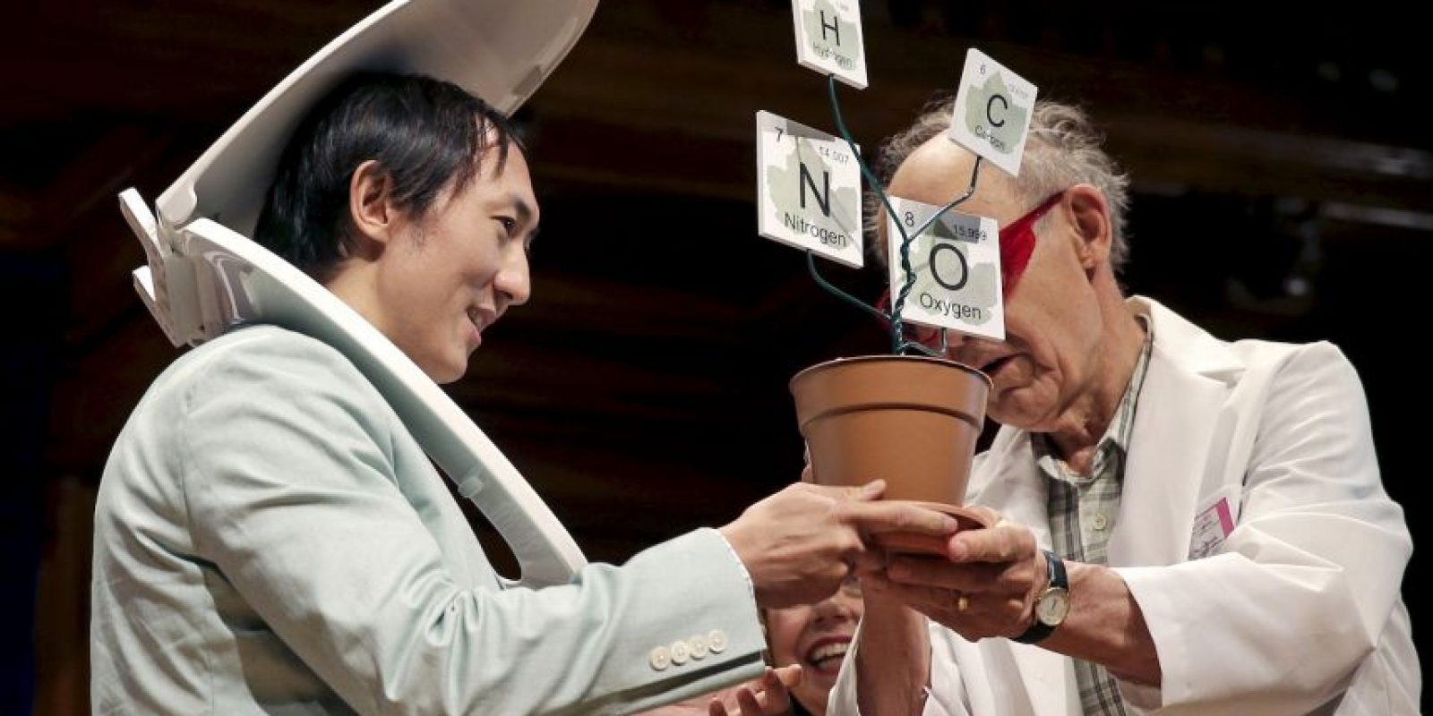 En cuanto a Física, el premio fue para científicos de Taiwán y Estados Unidos Foto:AP