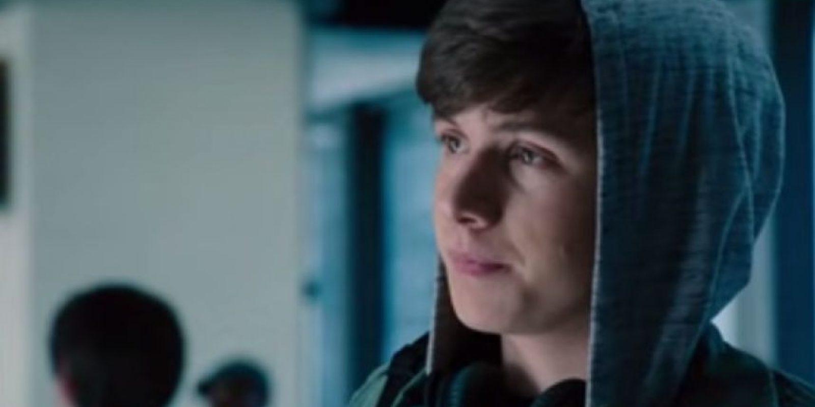 16. La escena del Aeropuerto no es real, ya que el original de Dane usa letras y no números en sus puertas. Foto:Universal Pictures