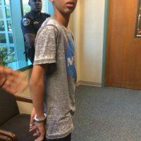 La detención se dio el 16 de septiembre Foto:Twitter.com – Archivo