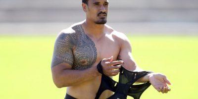 Equipo: Nueva Zelanda Foto:Getty Images
