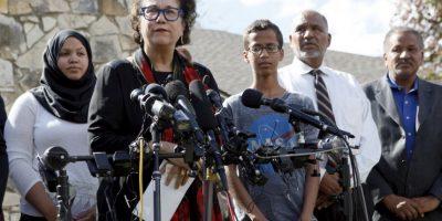 Ahmed dijo que su sueño es estudiar en el Instituto Tecnológico de Massachusetts (MIT) Foto:Getty Images