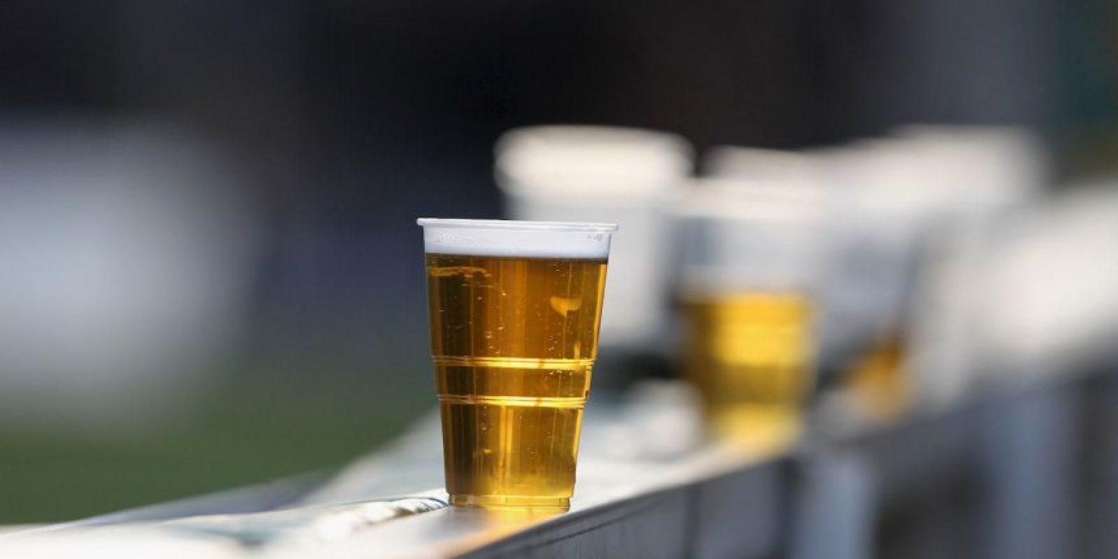 4. Buenas bebidas Foto:Getty Images