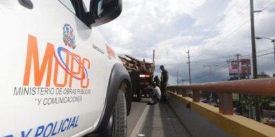 MOPC anuncia cierre de carril está noche en la avenida 27 de Febrero con Privada