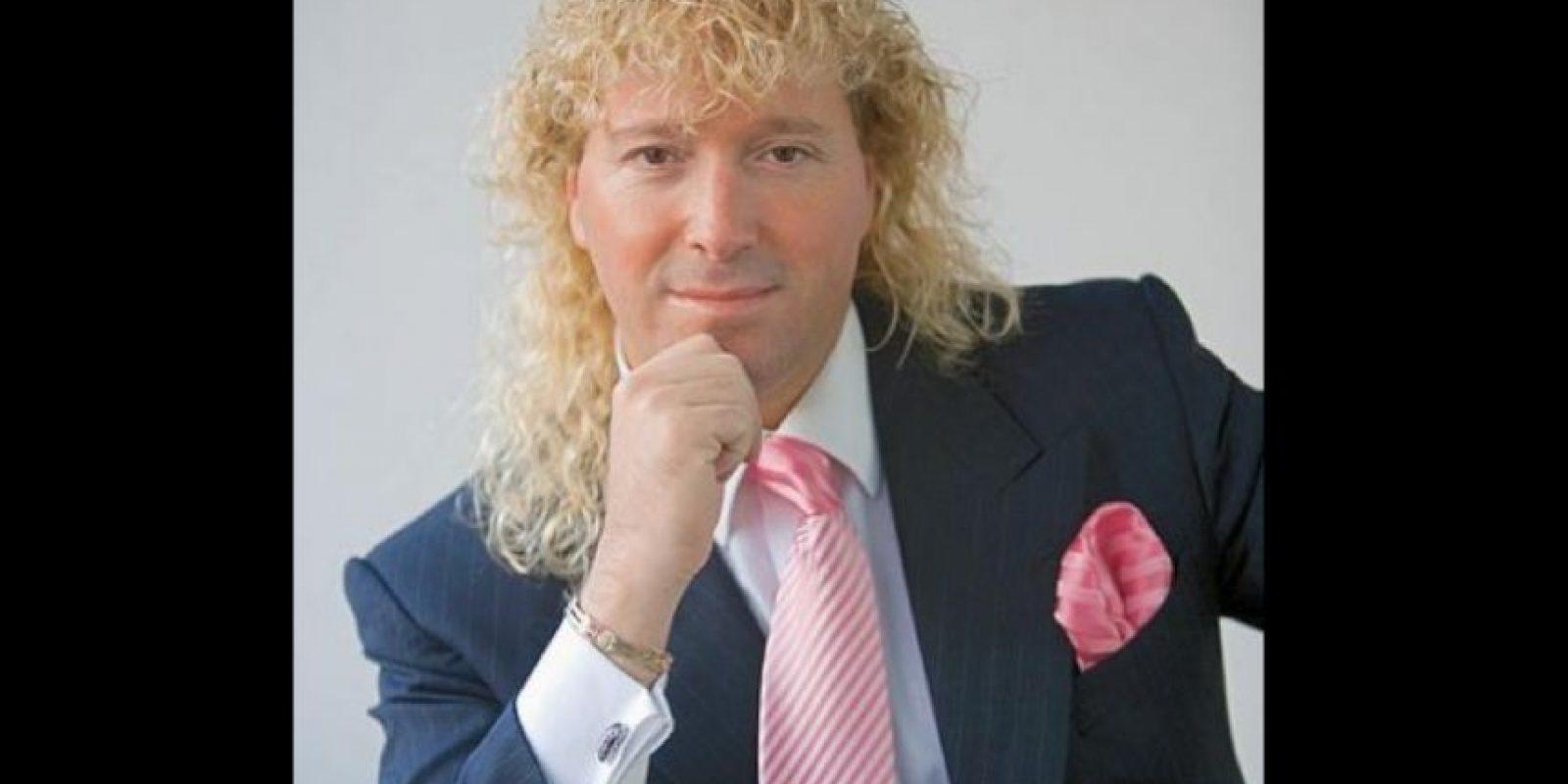 Leonardo Farkas, es un millonario y filántropo chileno. Foto:facebook.com/LeonardoFarkasComunidadOficial