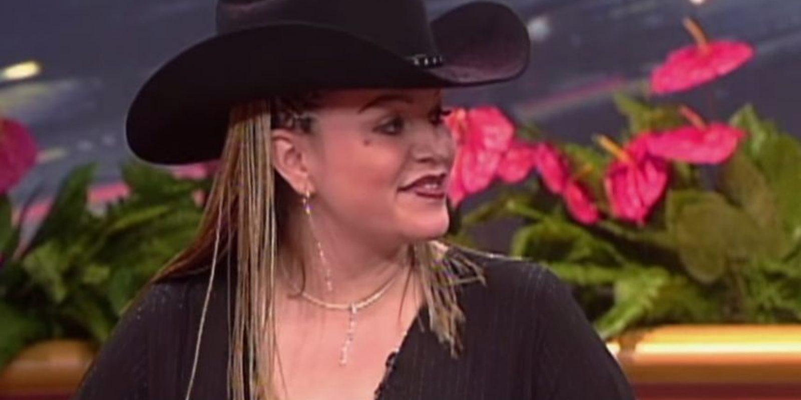 Jenni Rivera. Foto:Univisión