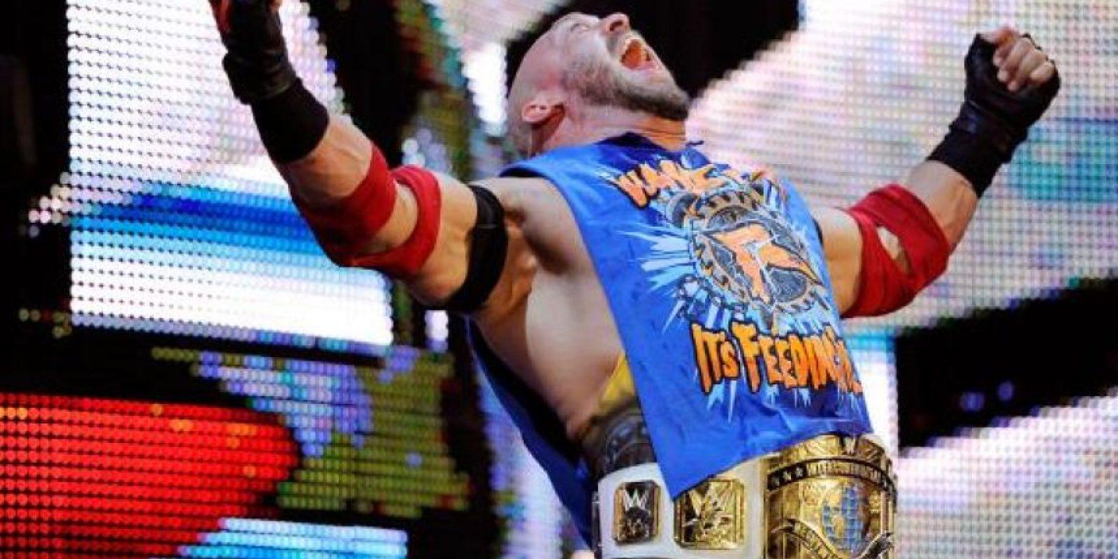 Ryback. Foto:WWE