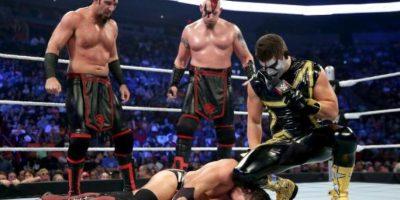 The Cosmic Wasteland. Foto:WWE