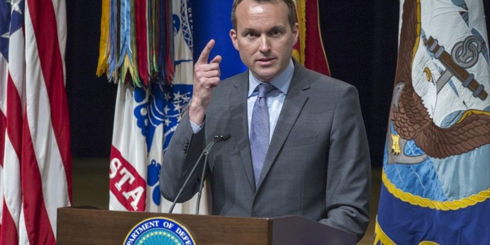 El cargo del secretario actual, John McHugh, será hasta el 1 de noviembre. Foto:AFP