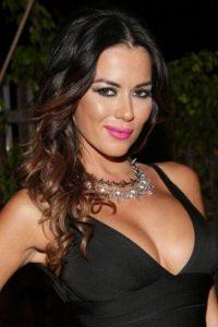 Ella es Karina Jelinek, modelo argentina. Foto:Getty Images