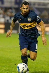 """En Europa, Tévez jugó para Manchester United, Manchester City y Juventus, además de los """"Hammers"""". Foto:Getty Images"""