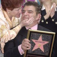 11.- Tiene su propia estrella en el paseo de la fama en Hollywood. Foto:Getty Images
