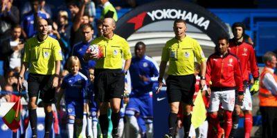 El duelo fue en Stamford Bridge y correspondió a la sexta jornada de la Premier League. Foto:Getty Images