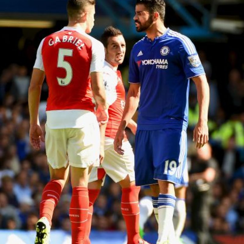 """Con esta victoria, los """"blues"""" llegan a 7 unidades dentro de la Premier League y se alejan de los últimos puestos de la tabla. Foto:Getty Images"""