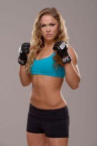 Ante esto, Ronda manifestó que se ve con la capacidad de vencer a Floyd y a cualquier otro rival.