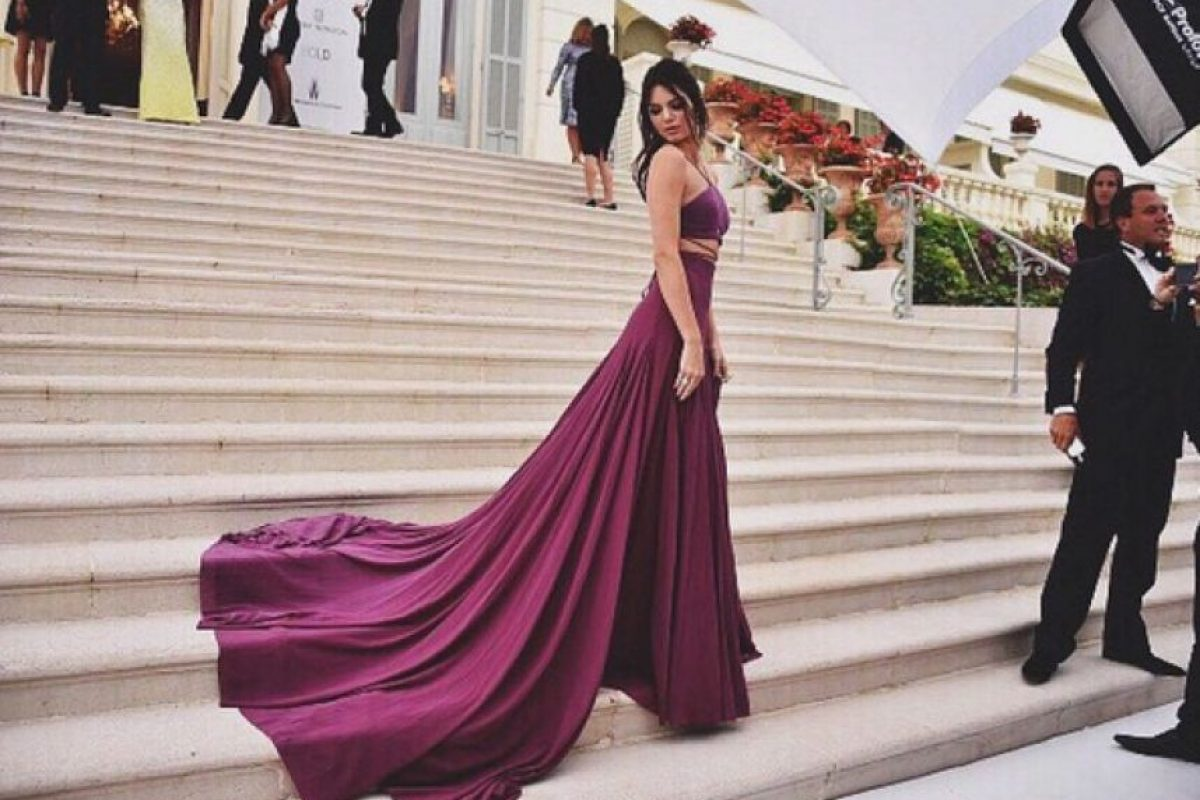 Es hija de Caitlyn Jenner (antes Bruce Jenner) y Kris Jenner. Foto:Vía Instagram.com/kendalljenner