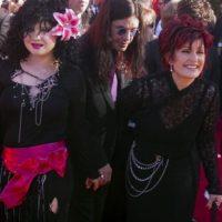 Kelly Osbourne en 2002. Porque hasta mitad de la década pasada, la joven era un absoluto desastre. Foto:vía Getty Images