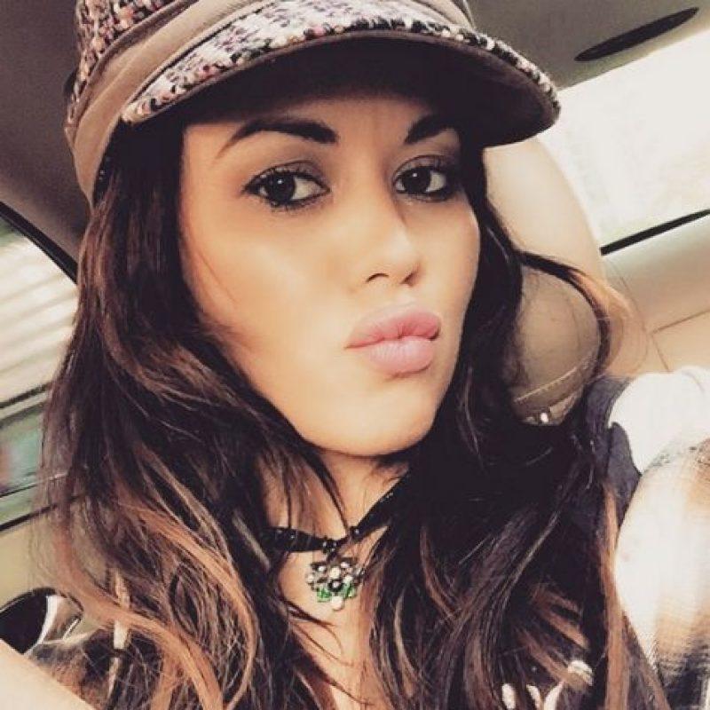 Además de ser modelo, es presentadora de televisión. Foto:Vía instagram.com/karijelinek