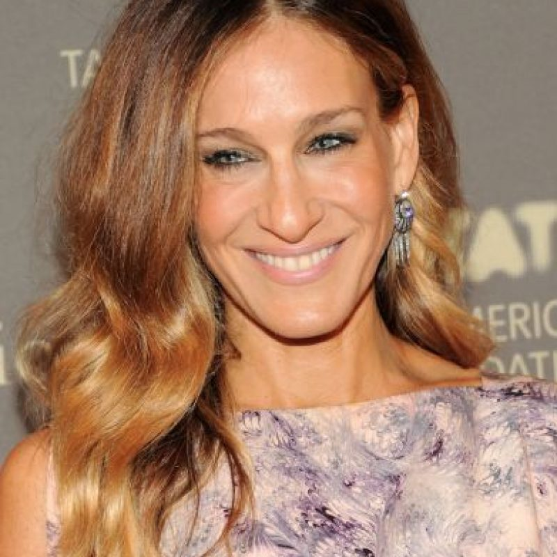 "4.- Sarah Jessica Parker ganó dos Emmy por su papel de Carrie Bradshaw en ""Sex and the city"". Foto: Getty Images"