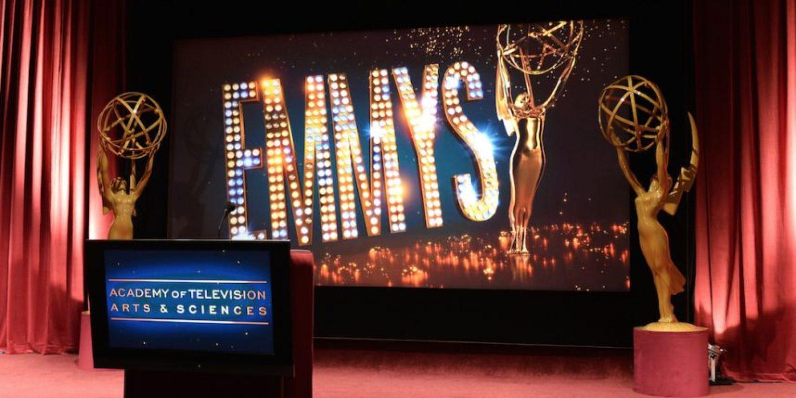 """1.- El nombre de este premio viene de un componente de las cámaras de televisión llamado """"Immy"""". Foto:Getty Images"""