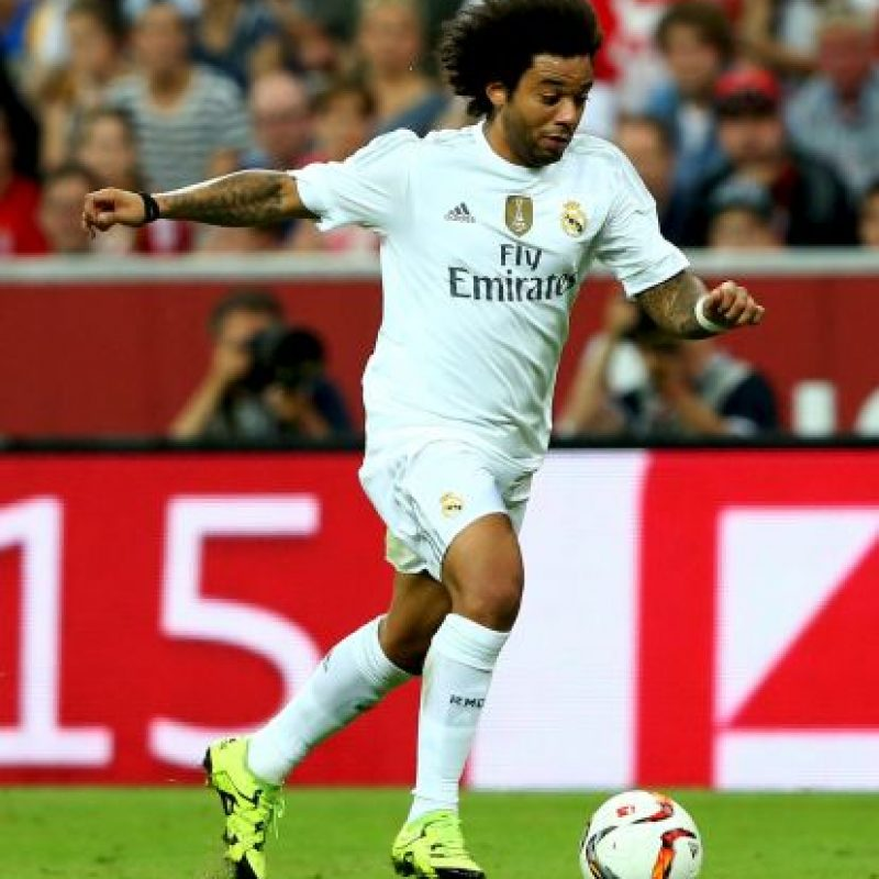 7. Marcelo (Fútbol) Foto: Getty Images