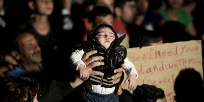 La guerra detonó con un levantamiento popular contra el régimen de al Assad y continuó con la lucha de grupos opositores y empeoró con la aparición del Estado Islámico. Foto:Getty Images