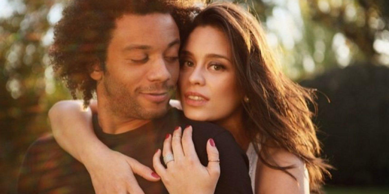 Es la esposa de Marcelo. Foto:Vía instagram.com/claricealves