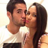 Es la novia de Isco y tienen una bebé. Foto:Vía instagram.com/vitocm89
