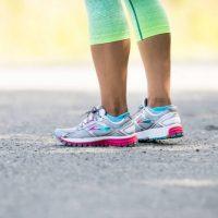 1. Los zapatos deportivos que usan Foto:Vía instagram.com/explore/tags/running