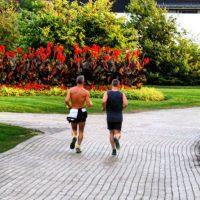 El corredor no suele tomarse selfies. Foto:Vía instagram.com/explore/tags/running