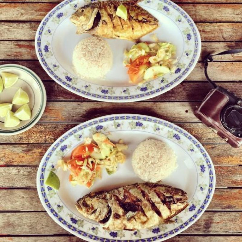 Platos exquisitos. Foto: vía Instagram