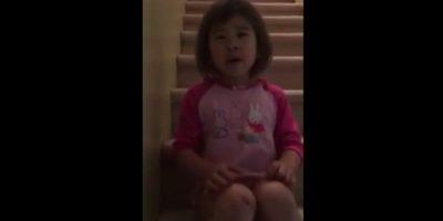 Video: Niña suplica a padres divorciados que sean amigos y se hace viral