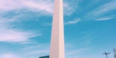 Fotos: ¿Por qué desapareció la punta del Obelisco de Buenos Aires?
