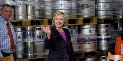 La imagen se publicó justo después del primer debate del Partido Republicano. Foto:Getty Images