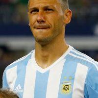 Después del Mundial pasó tijeras por su cabeza y rejuveneció. Foto:Getty Images