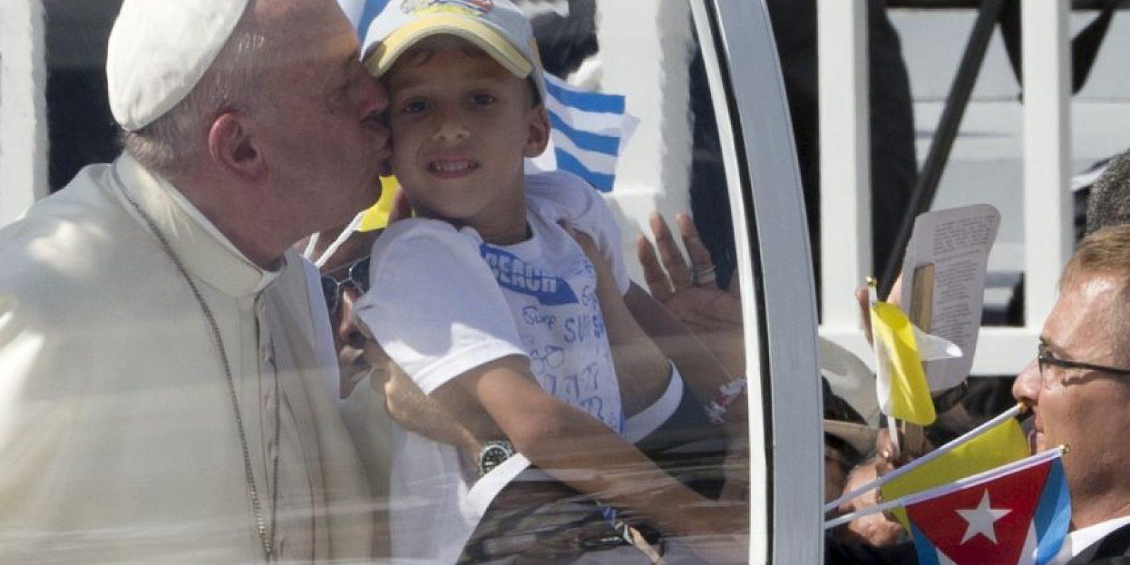 Este se expresó a favor del deshielo de las relaciones entre Cuba y Estados Unidos. Foto:AP
