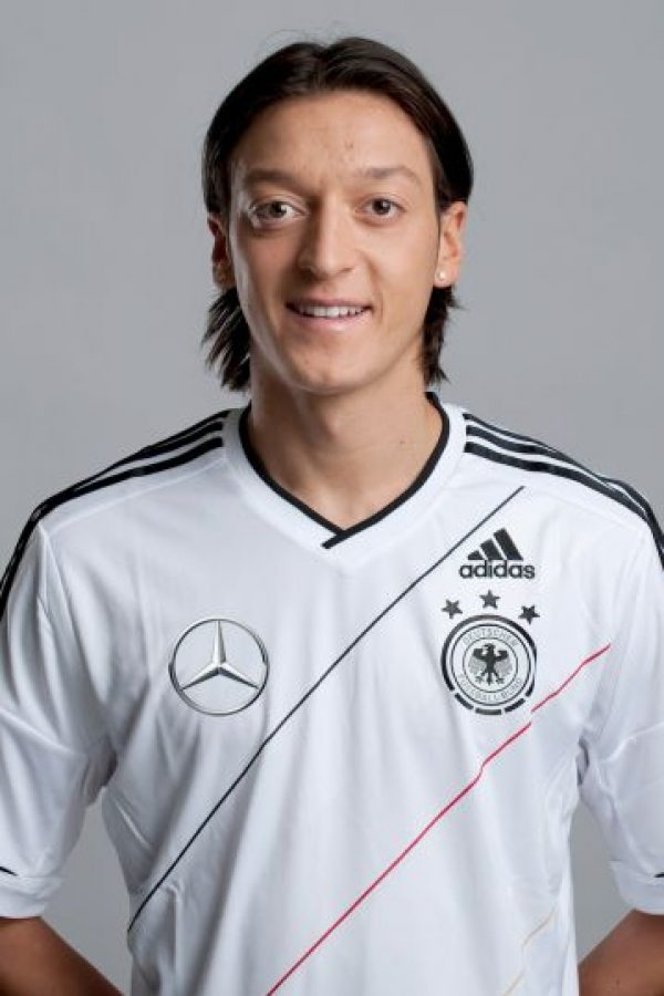 7. Mesut Özil (Arsenal/Alemania) Foto: Getty Images
