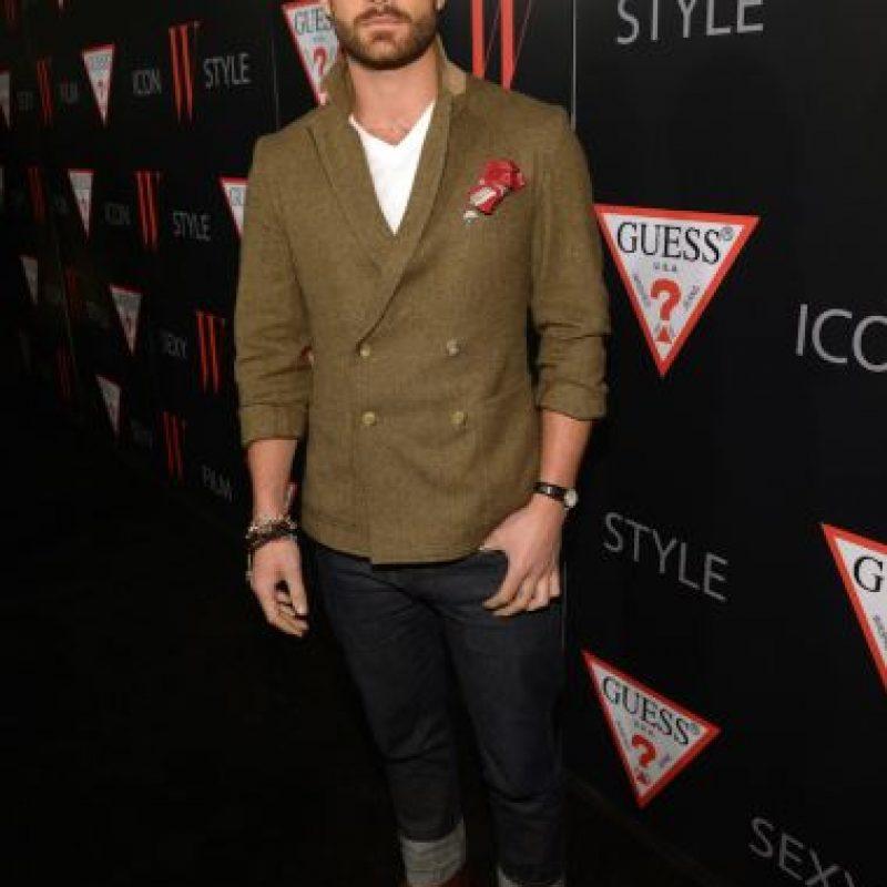 Joshua Seymour Sasse es un actor inglés. Foto:Getty Images