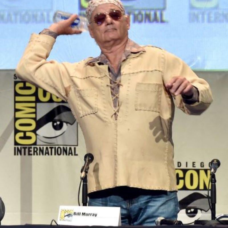 "Bill Murray por ""Olive Kitteridge"" Foto:Getty Images"