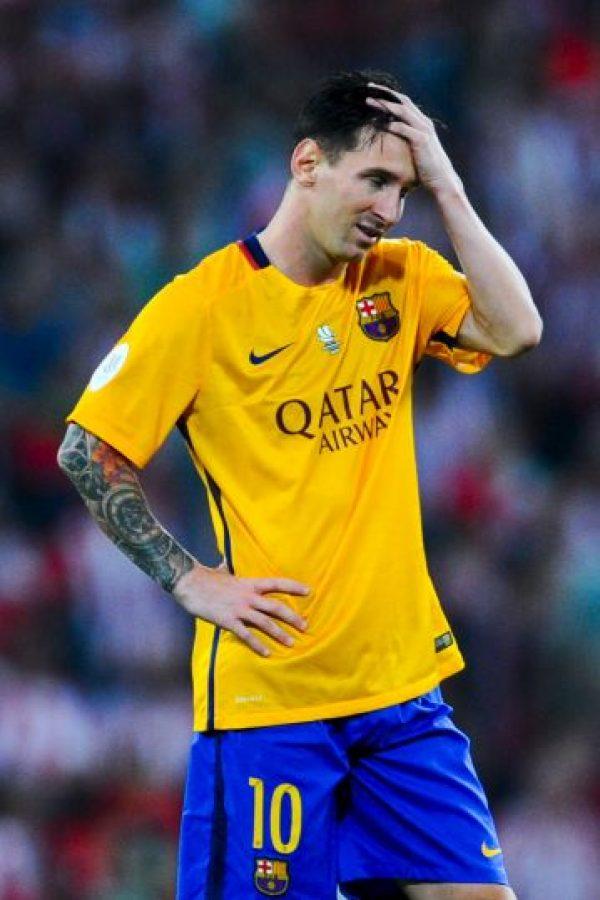 6. Champions 2011-2012 (semifinales partido de vuelta). Barcelona 2-2 Chelsea Foto:Getty Images