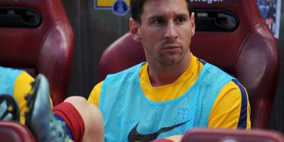 10. Liga 2015-2016 (jornada 4). Barcelona 4-1 Levante Foto:Getty Images