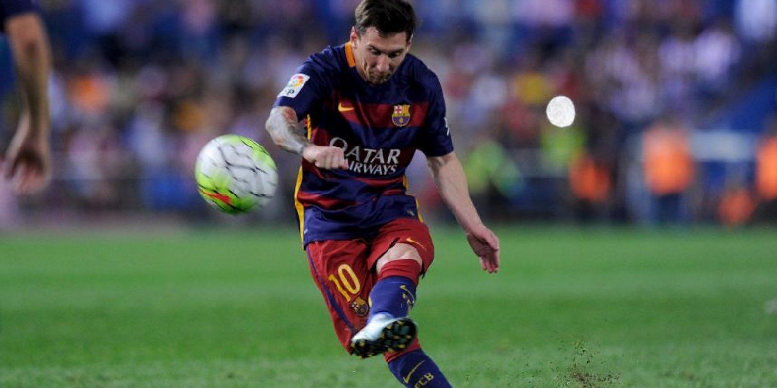 1. Copa 2007-2008. Octavos de final del partido Barcelona 1-0 Villarreal Foto:Getty Images