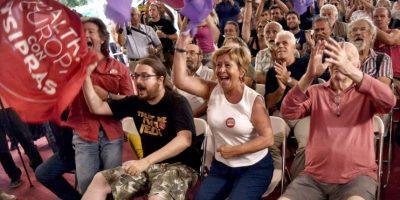 Ahora, volvió a ganar las elecciones, con el 35% de los votos Foto:Getty Images
