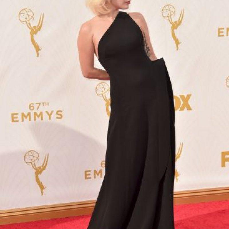 Lady Gaga en los premios Foto:Getty Images