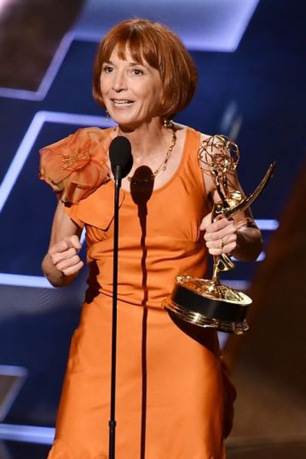 "Jane Anderson por ""Olive Kitteridge"" Foto:Getty Images"