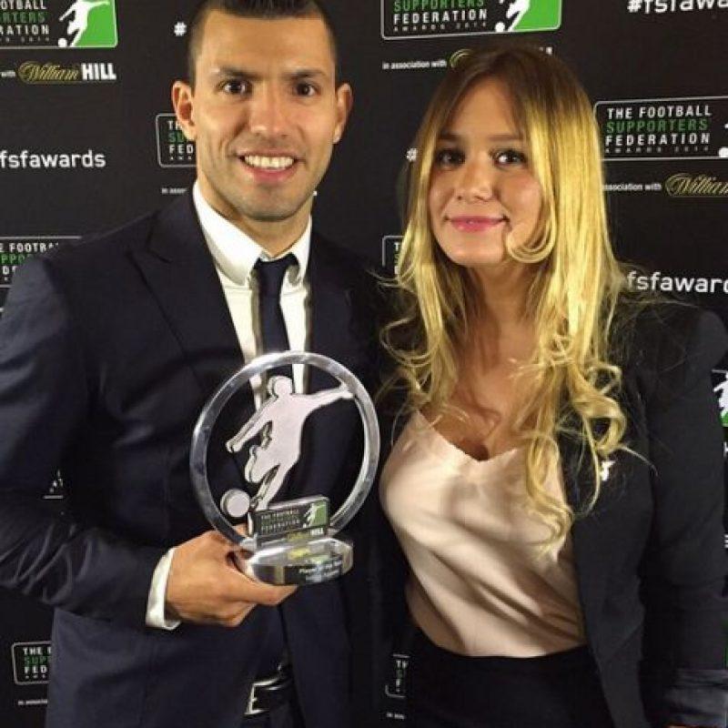 """6. Sergio Aguero y Karina """"La Princesita"""" Foto:Vía instagram.com/kariprinceoficial"""