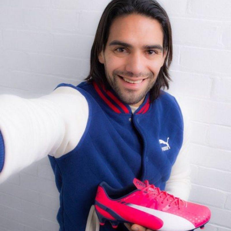9. Radamel Falcao (Chelsea/Colombia) Foto:Vía instagram.com/Falcao